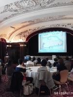 【2012年FO】人文学部FOの様子。横浜のホテルにて行われました。