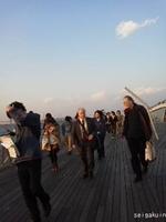 【2012年FO】横浜の街を学生と先生方で散策するプログラムが行われました。