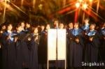 【さいたま上尾点火祭】聖学院大学聖歌隊による讃美
