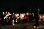 【さいたま上尾点火祭】聖学院みどり幼稚園あすなろ会による讃美