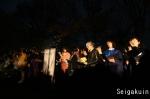 【さいたま上尾点火祭】緑聖教会による讃美