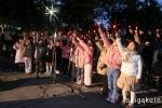 【駒込ツリー点火祭】聖学院幼稚園児による、ツリー点灯の瞬間