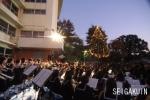 【駒込ツリー点火祭】女子聖吹奏楽部による演奏