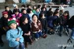 【駒込ツリー点火祭】ツリー点火の大役!聖学院幼稚園園児たち