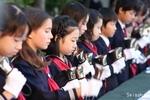 01聖学院小学校によるハンドベル演奏