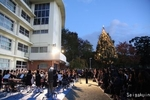 05女子聖学院吹奏楽部による演奏